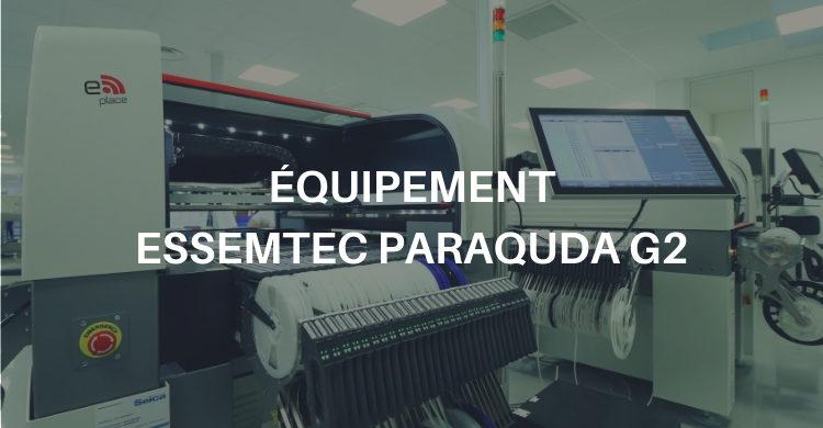 image de ESSEMTEC Paraquda G2
