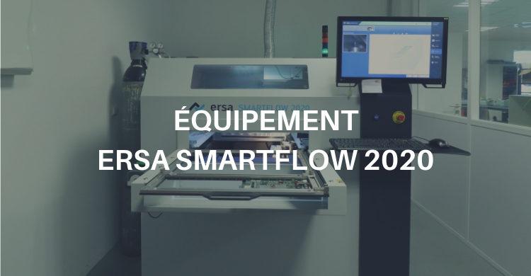 image de ERSA SMARTFLOW 2020