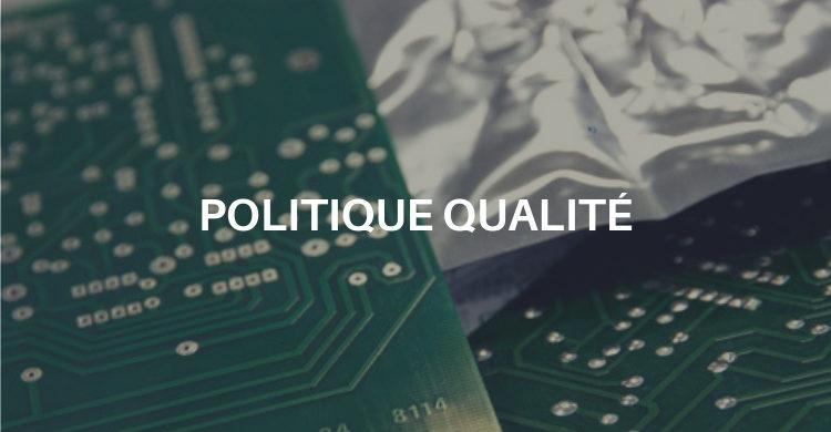 image de Politique Qualité