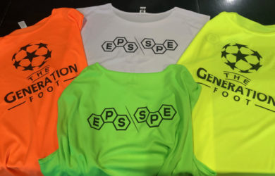 Nouveau sponsoring EPS/SPE