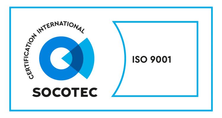 image de EPS/SPE certifiée ISO 9001 : 2015 !