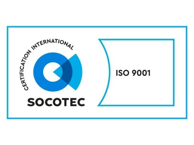 EPS/SPE certifiée ISO 9001 pour la 3ème année