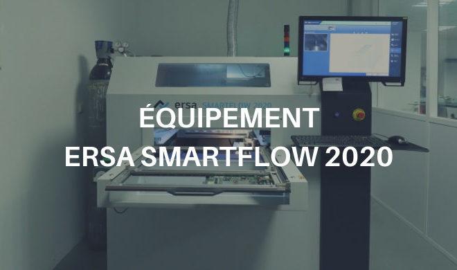 ERSA SMARTFLOW 2020
